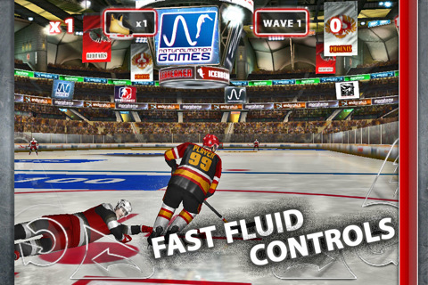 Хоккей, Спорт, Игры, Приложения, Apps, IOS, Платно, IPhone